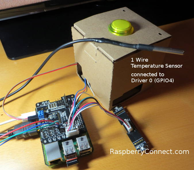 Raspberry-Pi-AIY-Voice-HAT-Temperature-Sensor