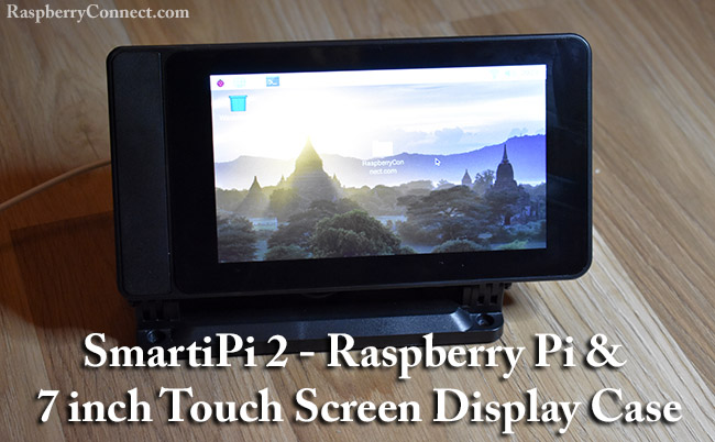SmartiPi2 RaspberryPi Display Case