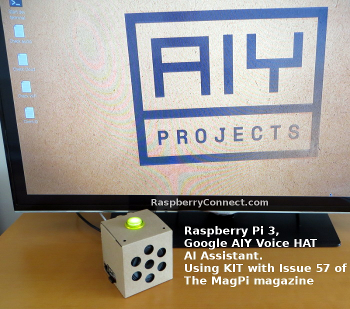 Google-AIY-Projects-Voice-HAT-RaspberryPI-Built